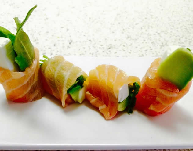 Review: Sushi and sustainable seafood at Lobster Trap in ...