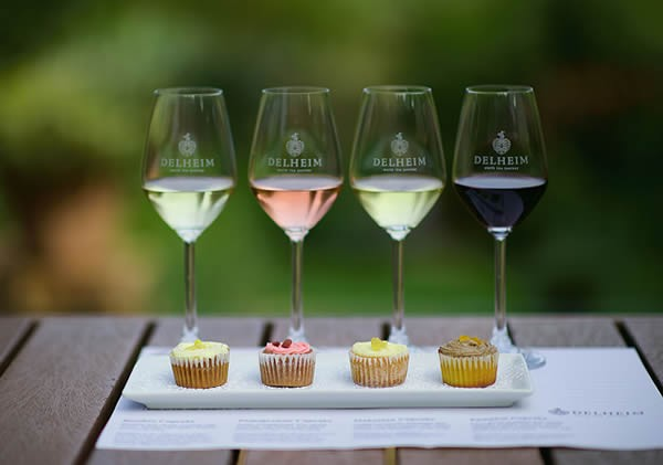 Wine And Cupcakes Pairing At Delheim Photo Supplied