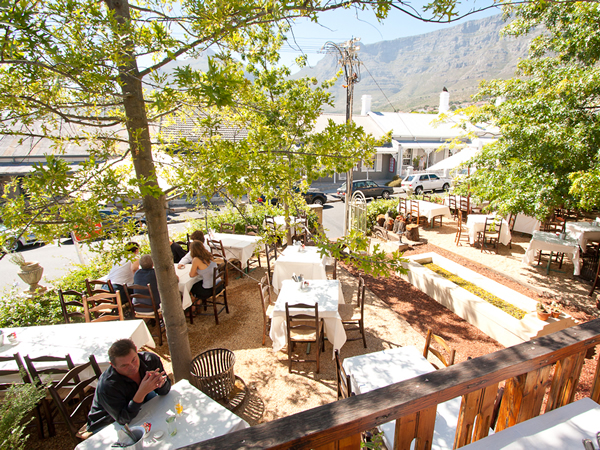 Vista Bar and Lounge at One&Only Cape Town