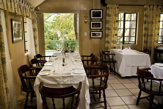 La Madeleine. Photo courtesy of the restaurant.