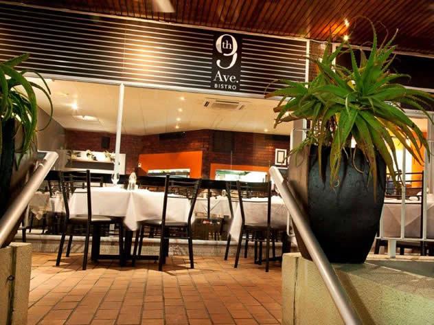 9th Avenue Bistro. Photo courtesy of the restaurant.