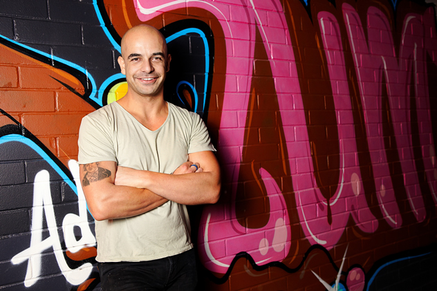 Adriano Zumbo. Photo courtesy of The Good Food and Wine Show.