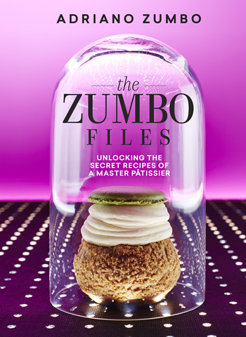 The Zumbo Files by Adriano Zumbo. Photo courtesy of The Good Food and Wine Show.