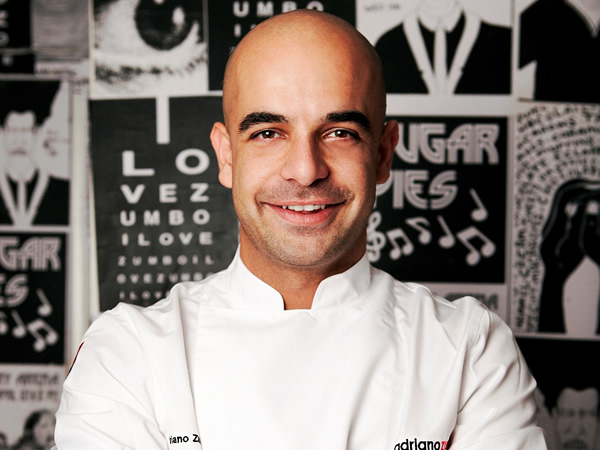 Adriano Zumbo on creativity, MasterChef Australia and his latest macaron flavour