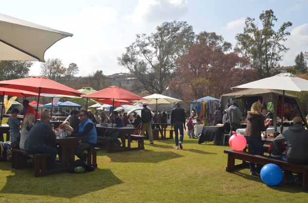 Family fun at new food market and beer garden in Kyalami - Eat Out 06f6f1792e05c