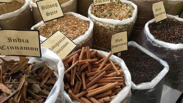 The Blubird Whole Food Market.