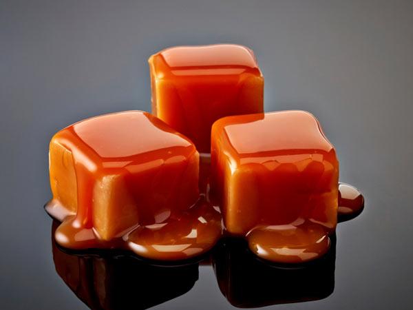 Burnt caramel