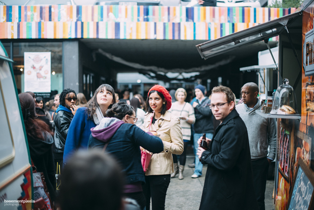 Street Food Festival in Cape Town and Joburg. Photo courtesy of the organiser.