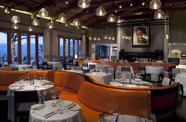 Delaire Graff Estate Restaurant. Photo courtesy of the restaurant.