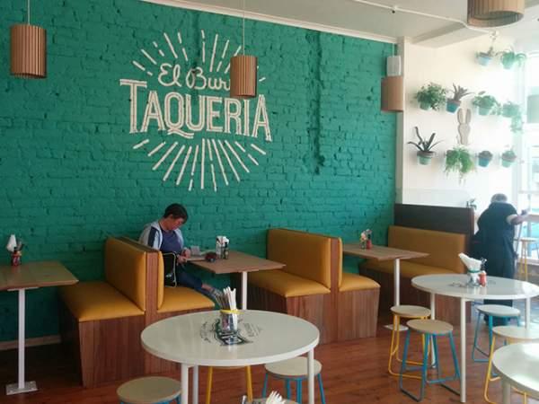 El Burro Taqueria name