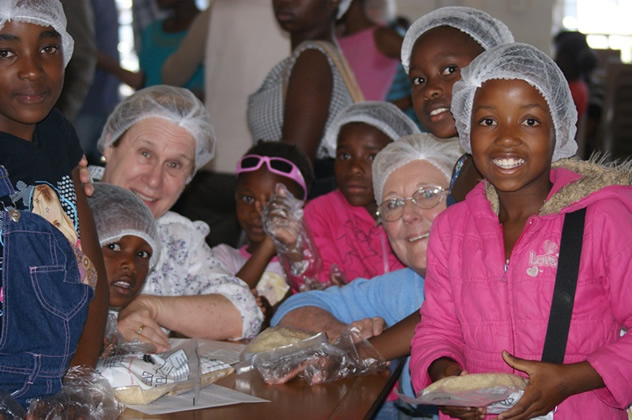Do your bit for Mandela Day. Join Stop Hunger Now Southern Africa (SHNSA) for the Million Meal Challenge.