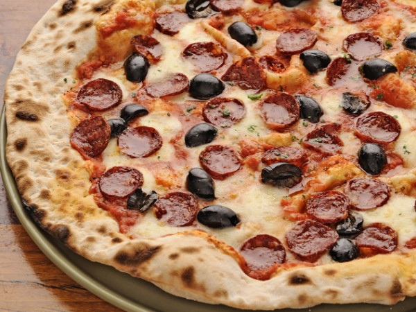 Massimo's pizza