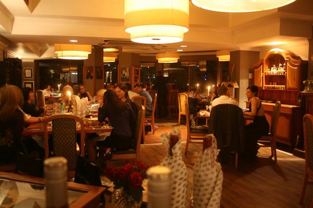 Ritrovo Ristorante. Photo courtesy of the restaurant.