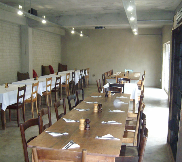 Canteen. Photo courtesy of the restaurant.