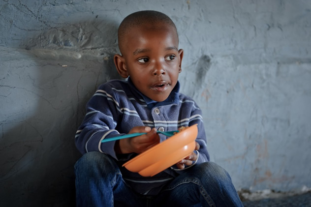 Join Stop Hunger Now Southern Africa (SHNSA) for the Million Meal Challenge