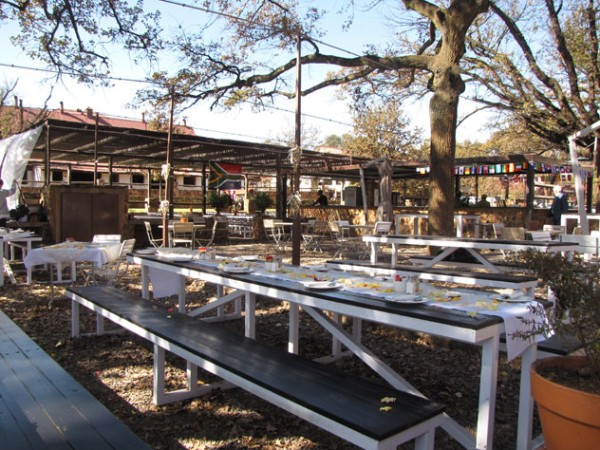 The Barn Restaurant at Irene Dairy Farm. Photo supplied.