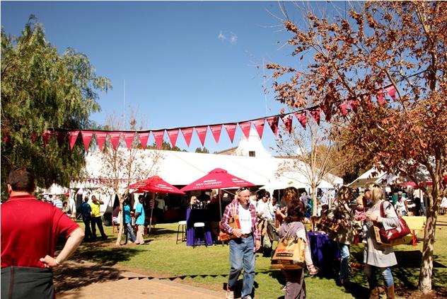 Robertson Wine Festival