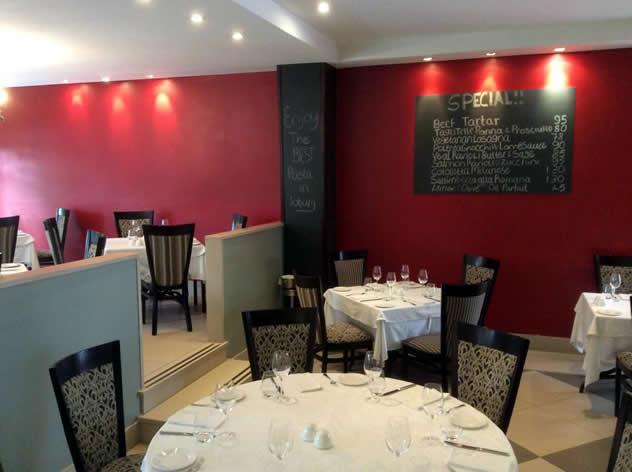 il Tartufo Ristorante Italiano. Photo courtesy of the restaurant.