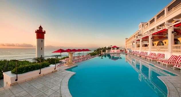 The Ocean Terrace. Photo courtesy of the restaurant.