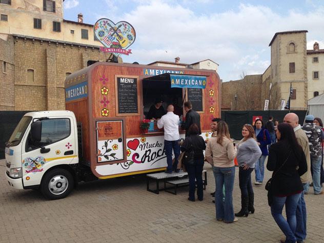Mmojo Amexicano Food Truck. Photo courtesy of restaurant.