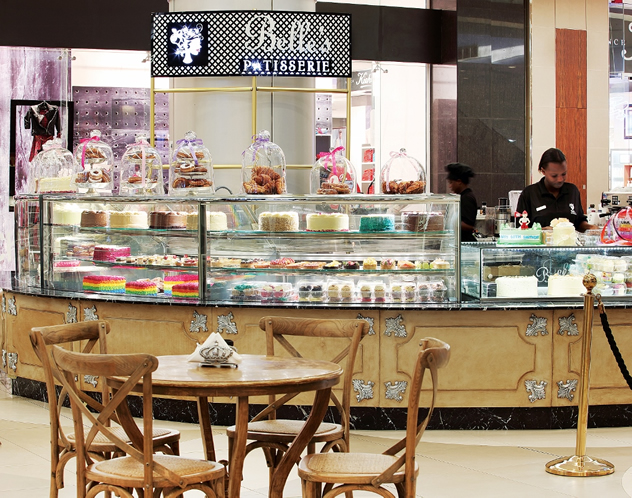 The interior of Belle's Patisserie. Photo supplied.