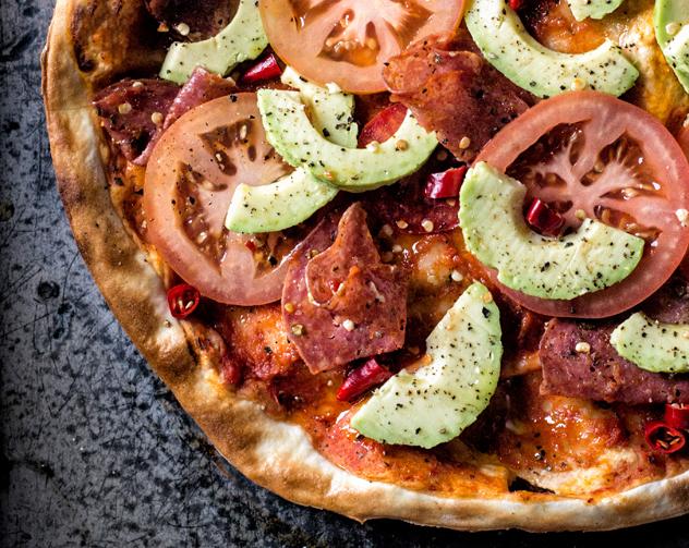 Col'Cacchio Avo Pizza