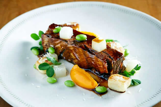 Cuvée's Braised short rib and gnocchi. Photo courtesy of the restaurant.