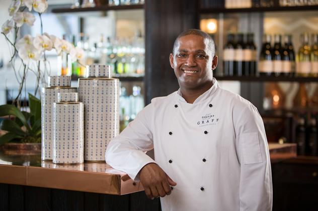 Head Chef of Indochine - Virgil Kahn. Photo courtesy of the restaurant.