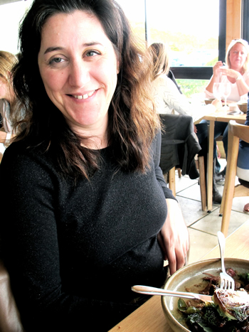 Eat Out, acclaimed magazine editor and 2014 Eat Out Mercedes-Benz Restaurant Awards judge Kate Wilson.