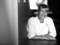 Chef Margot Janse of The Tasting Room at Le Quartier Français. Photo courtesy of the restaurant.