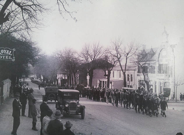 Paarl in the old days