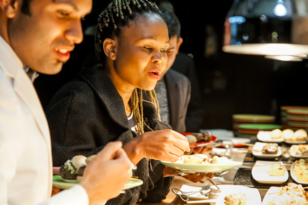 Franschhoek Food and Wine Festival at the Montecasino.