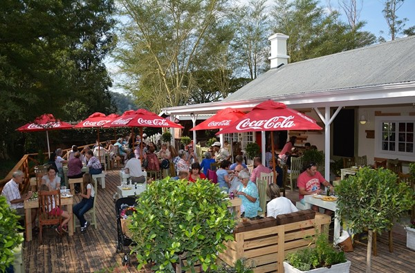 Outdoors restaurants in Durban and surrounds - Eat Out