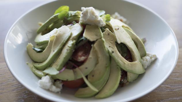 Warm & Glad salad
