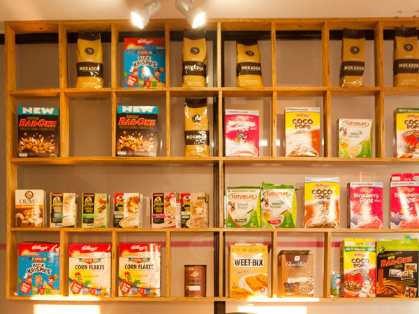 This quirky Durban café specialises in breakfast cereal