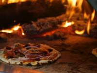 Pizza oven during loadshedding