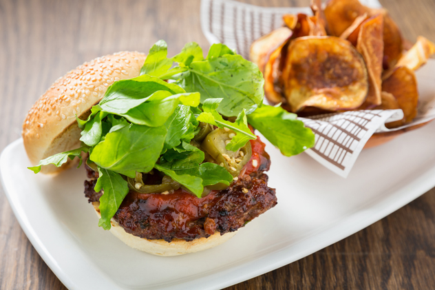 Hudson's Burger Joint Stellenbosch