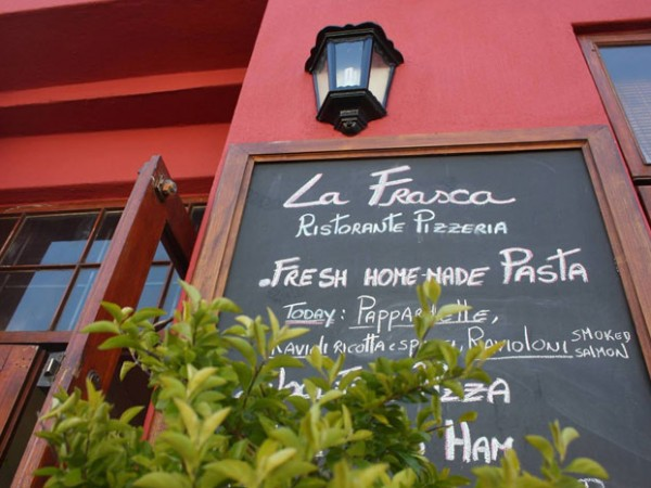 La Frasca Ristorante. Photo supplied.