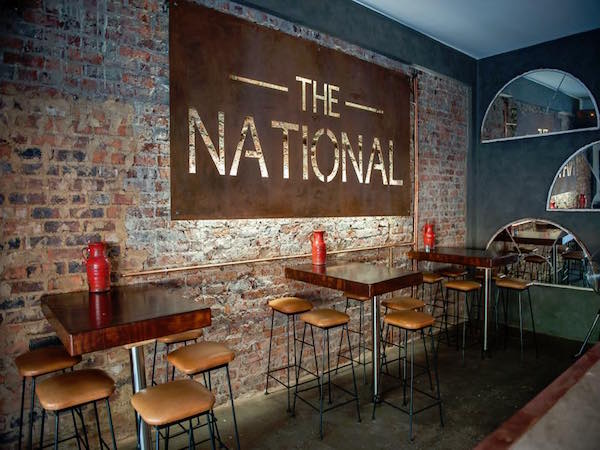 The National Eatery and Speakeasy