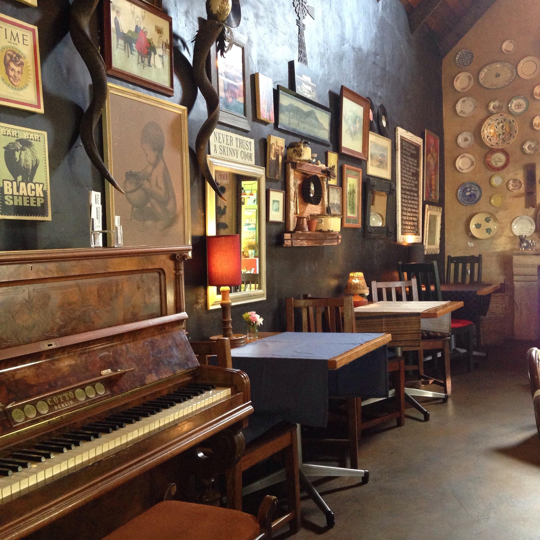 bar bar black sheep - restaurant in wellington - eatout