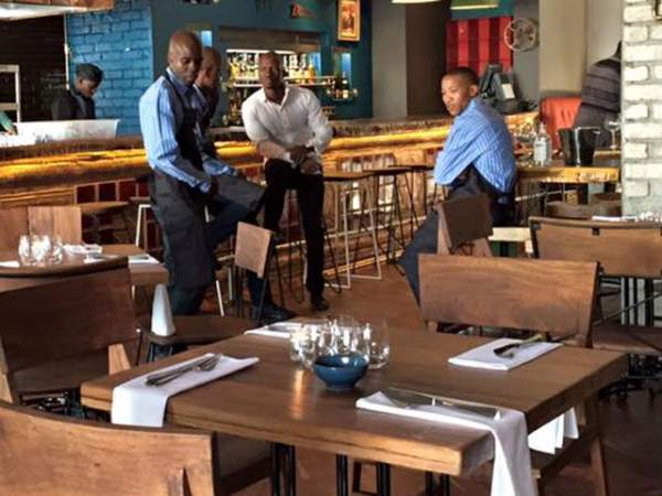 Workshop 55 Restaurant In Randburg Eatout