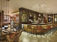 Bar at Big Easy Wine Bar & Grill Durban by Ernie Els