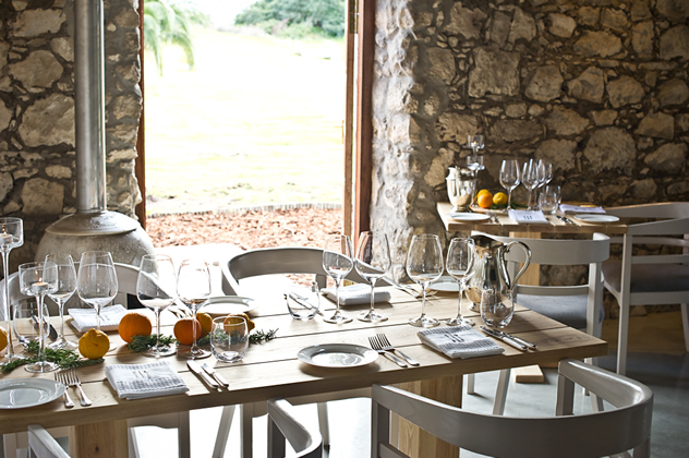 The interior at Springfontein Eats. Photo courtesy of the restaurant.