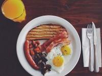 Clarke's breakfast