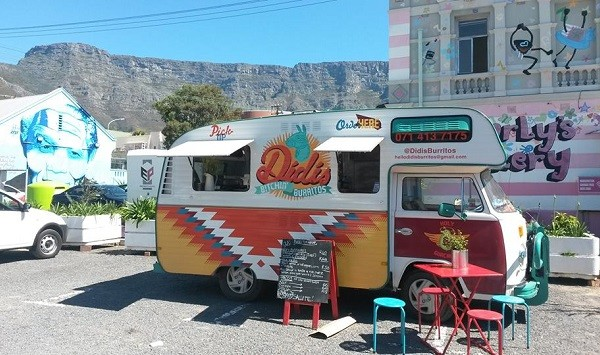 Didi's Bitchin' Burritos in Cape Town. Photo supplied.