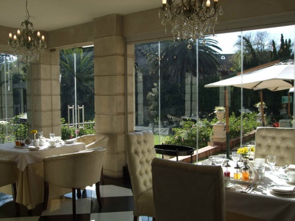 The elegant interior at The Terrace at Fairlawns. Photo supplied.