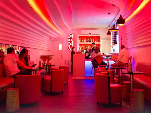 SoHo Fushin Lounge