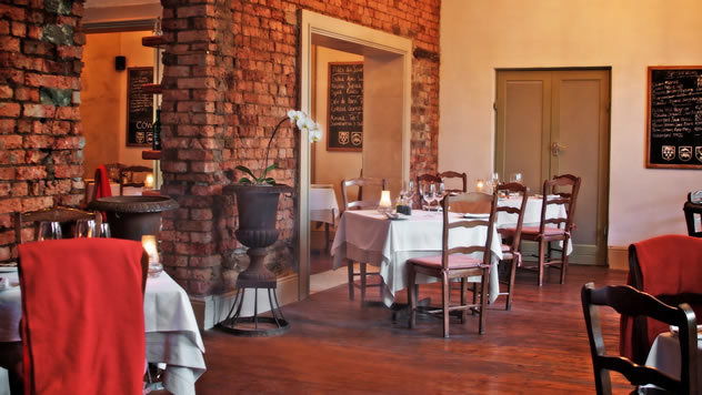 The Drawing room at the Societi Bistro. Photo courtesy of the restaurant.