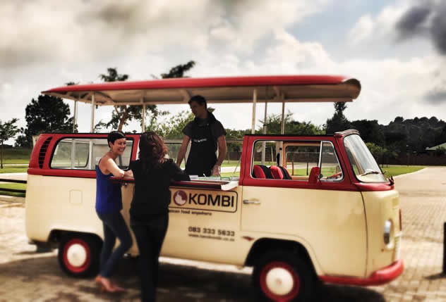 Taco Kombi focuses on delivering fresh, delicious Mexican food. Photo courtesy of the food truck.