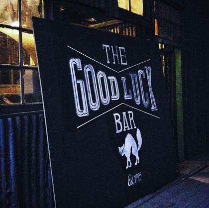 The Good Luck Bar